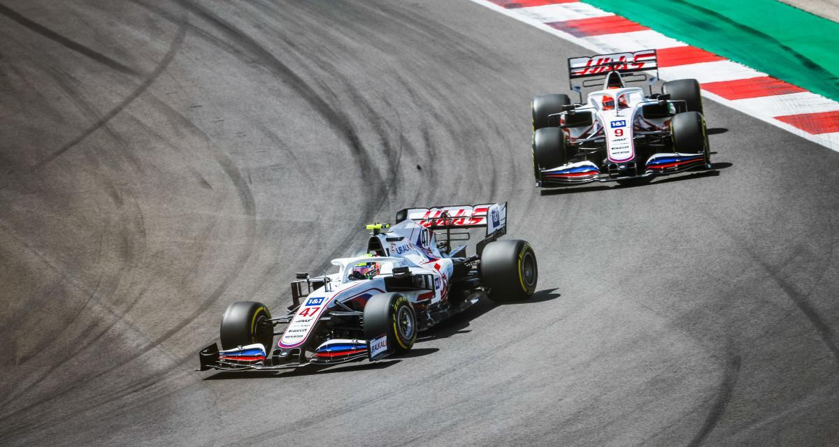 GP d'Espagne de F1 : les résultats de la Q1