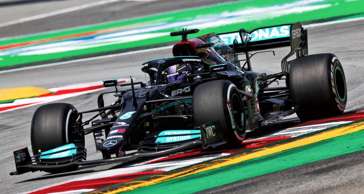 GP d'Espagne de F1 : la grille de départ