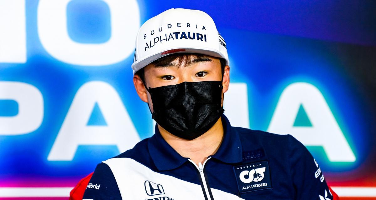 GP d'Espagne de F1 : Yuki Tsunoda s'excuse pour ses propos à l'encontre d'AlphaTauri