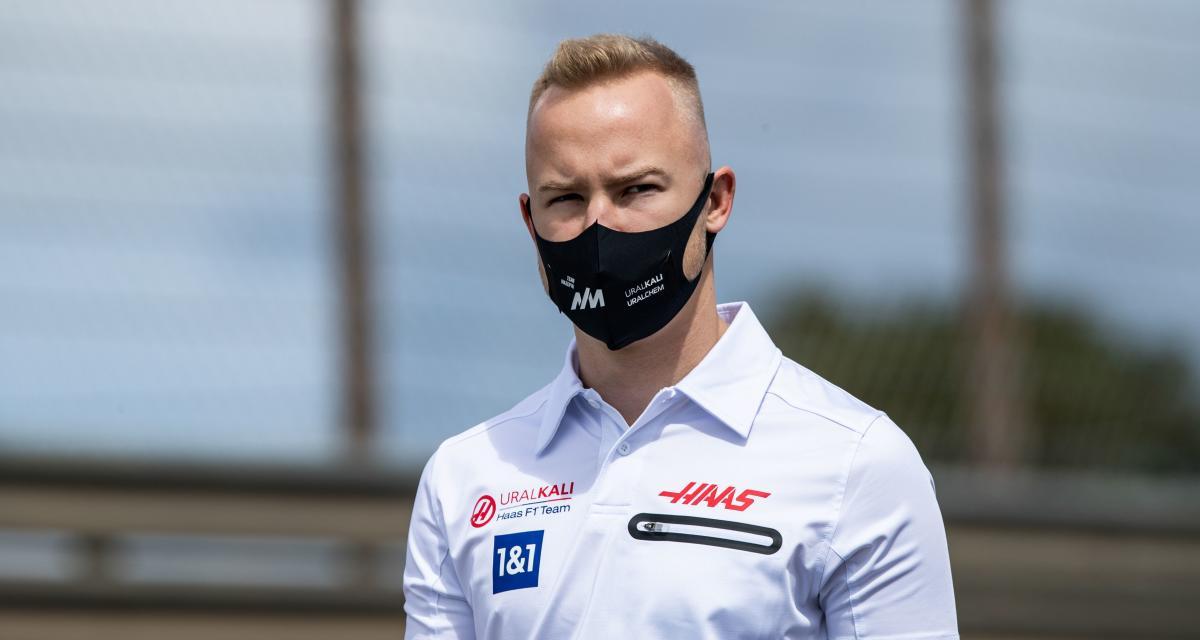 GP d'Espagne de F1 : Nikita Mazepin écope d'une pénalité pour avoir gêné Lando Norris