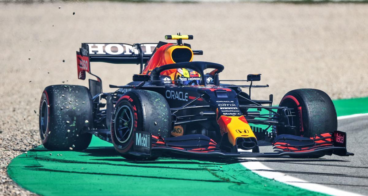 GP d'Espagne de F1 : la sortie de piste de Sergio Perez en Q3 en vidéo