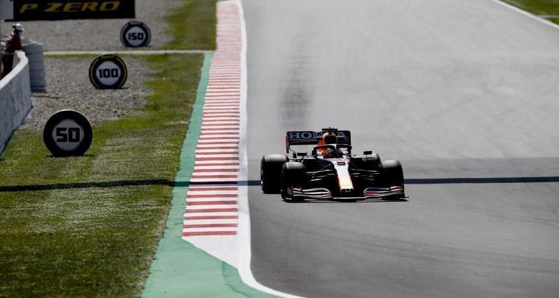 GP d'Espagne de F1 : l'undercut de Verstappen sur Hamilton en vidéo