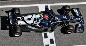 GP d'Espagne de F1 : la réaction de Pierre Gasly après la course en vidéo