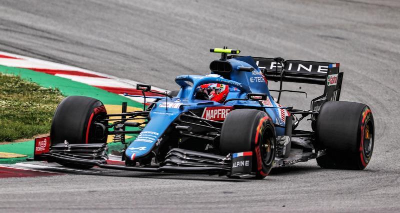 GP d'Espagne de F1 : la réaction d'Esteban Ocon après la course en vidéo