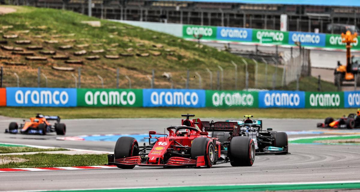 GP d'Espagne de F1 : la réaction de Charles Leclerc après la course en vidéo
