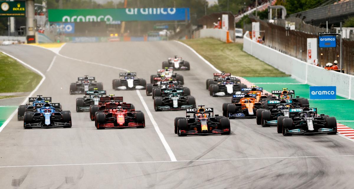 GP d'Espagne de F1 : les temps forts de la course en vidéo