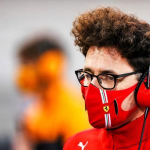 """GP d'Espagne - Mattia Binotto (Ferrari) : """"Charles a bien travaillé... mais la Scuderia a aussi beaucoup de mérite"""""""