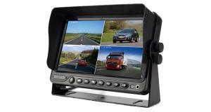 Un écran vidéo DRV idéal pour les camping-cars et camions chez Boyo