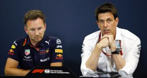 GP d'Espagne de F1 - Toto Wolf / Christian Horner : interview hors piste entre Mercedes et Red Bull