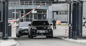 Porsche Macan électrique : première sortie officielle pour les prototypes