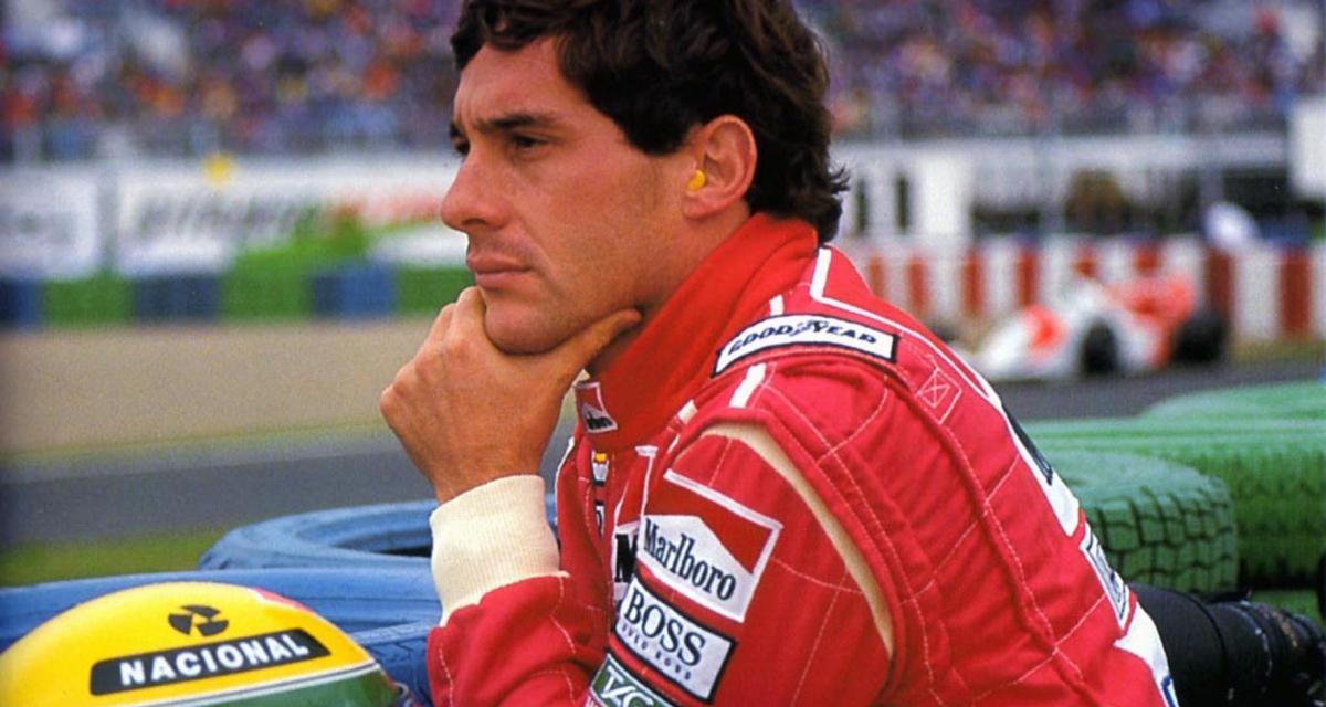 Il y a 30 ans… la 30e victoire d'Ayrton Senna en F1