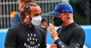 GP d'Espagne de F1 : Valtteri Bottas refuse de servir la stratégie de Sir Lewis Hamilton
