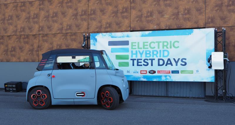 Electric Hybrid Test Days 2021 : programme, horaires, lieux… tout savoir sur la 2nde édition