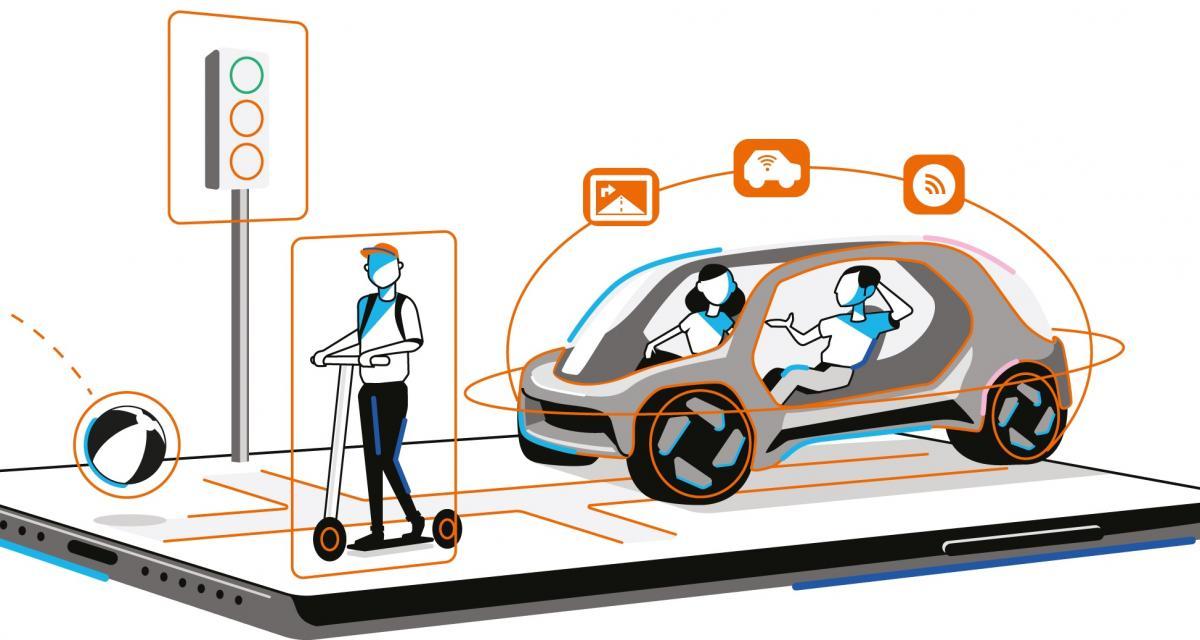Orange: le partenaire invisible de la voiture connectée