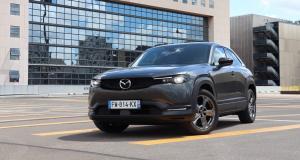 Essai du nouveau Mazda MX-30 : son autonomie à l'épreuve d'une journée chargée
