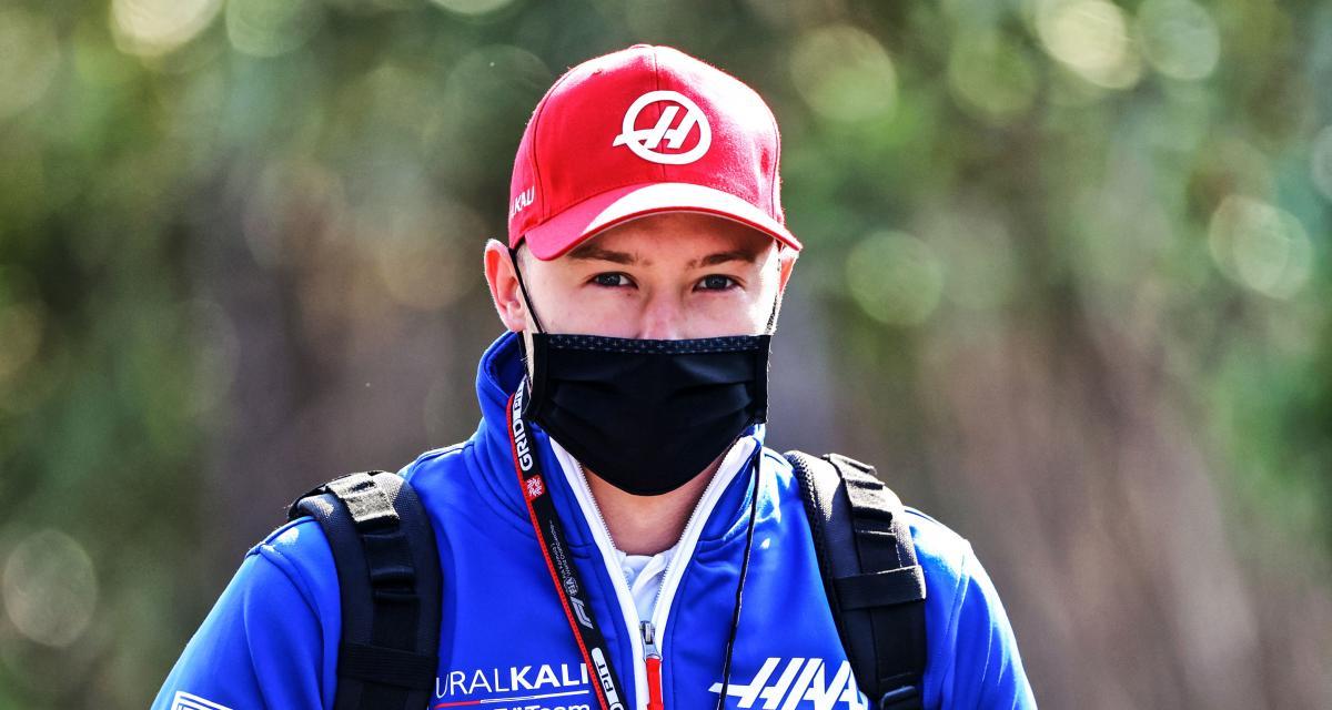 Haas F1 Team : Nikita Mazepin n'a pas sa place en F1 selon Nicolas Kiesa