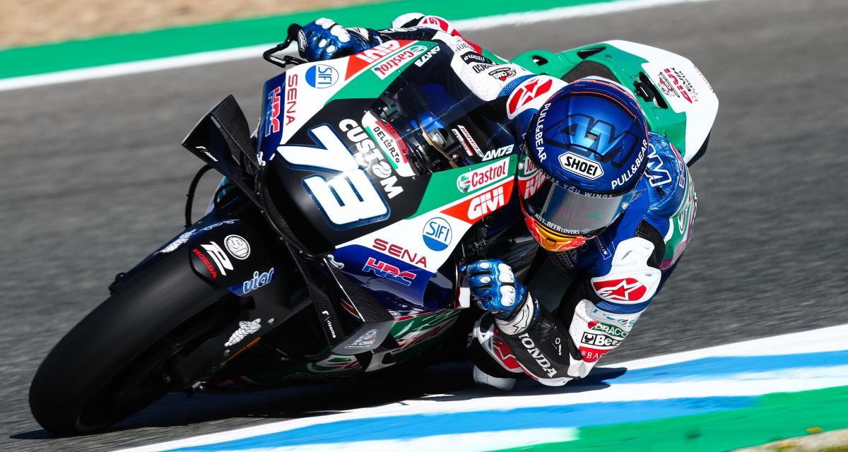 GP de France de MotoGP : la chute de Marquez et Viñales lors des essais libres 1 en vidéo