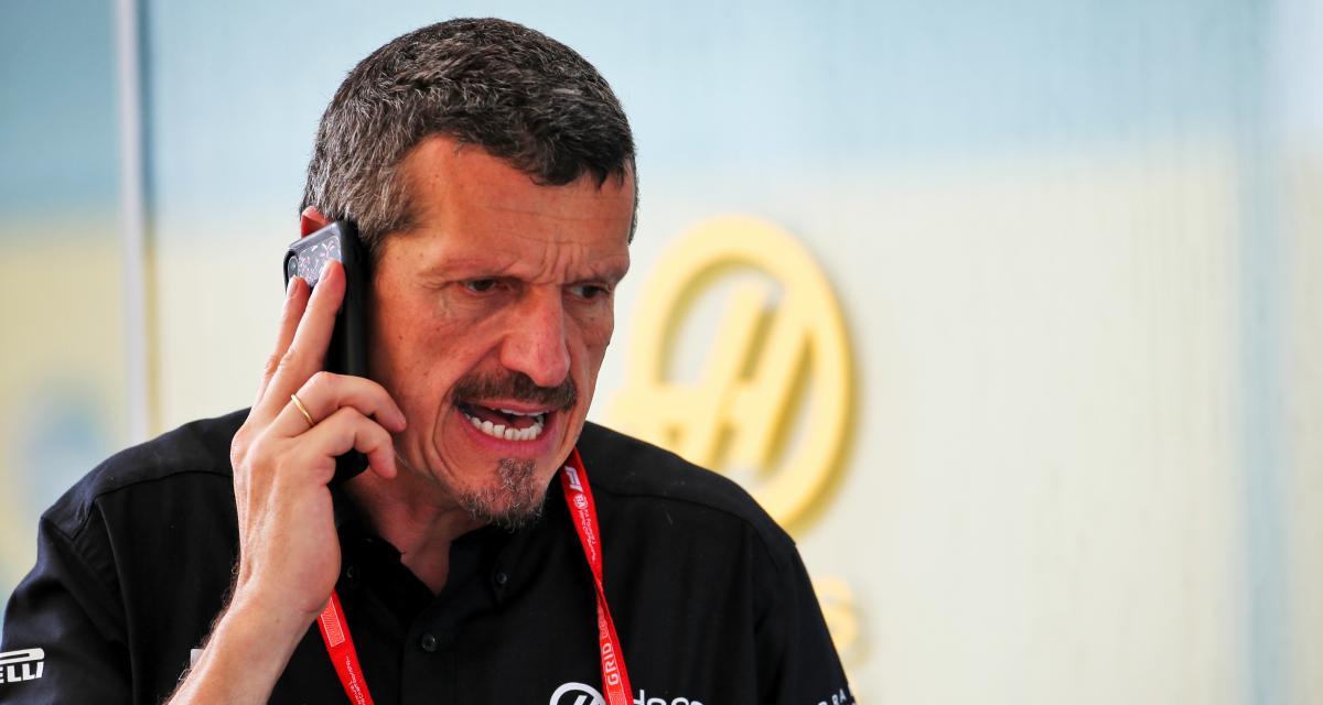 """F1, le contre attaque de Steiner à Mercedes : """"Wolff? Il voulait juste se faire de la pub"""""""