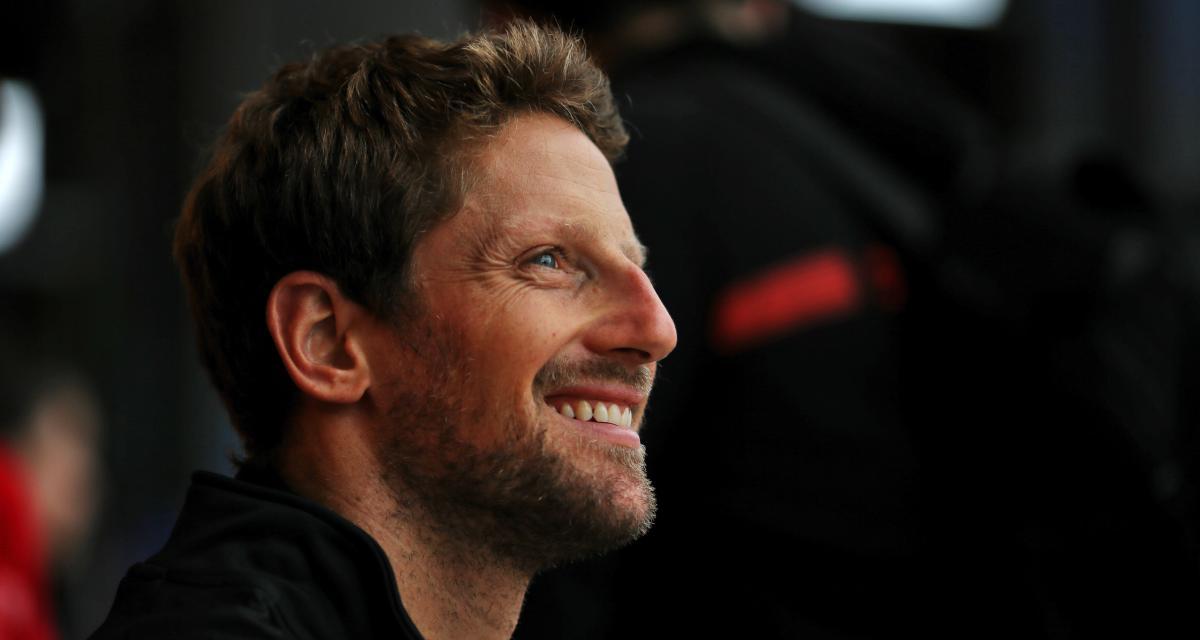 GP d'Indianapolis d'IndyCar : Romain Grosjean signe la pole