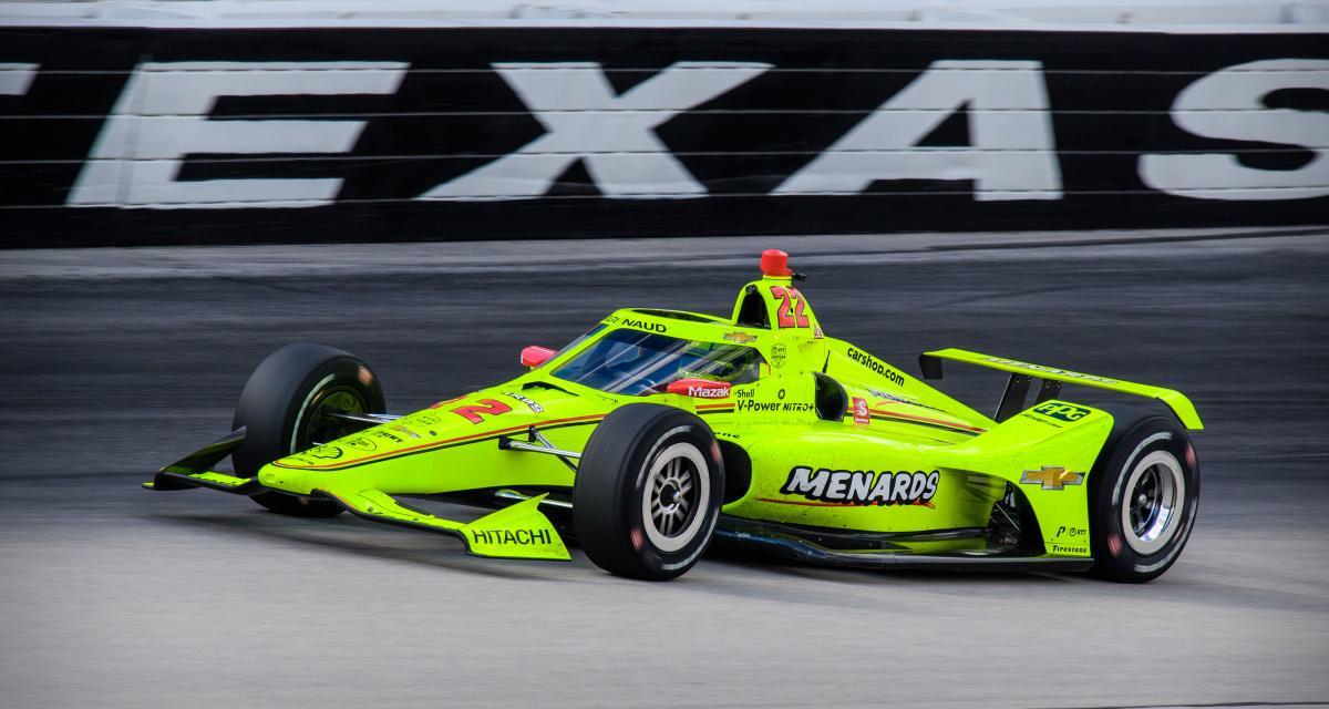GP d'Indianapolis d'IndyCar : les résultats en qualifications de Simon Pagenaud