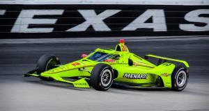 GP d'Indianapolis d'IndyCar : les résultats en qualifications de Simon Pagenaud