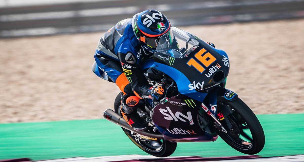 GP de France de Moto3 : la grille de départ