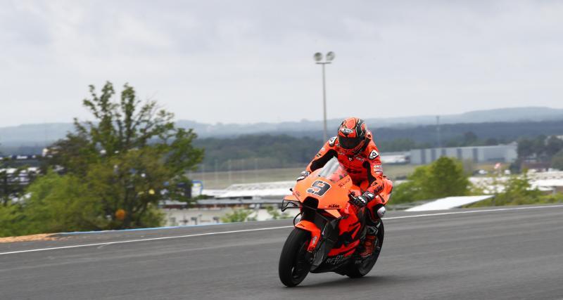 GP de France de MotoGP : les résultats des essais libres 4