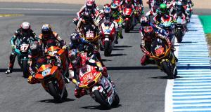 GP de France de Moto2 : la grille de départ