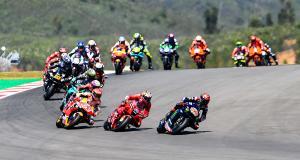 GP de France de MotoGP : la grille de départ