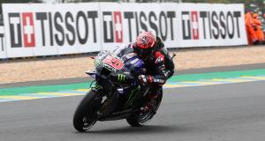 GP de France de MotoGP : la réaction de Fabio Quartararo après sa pôle position