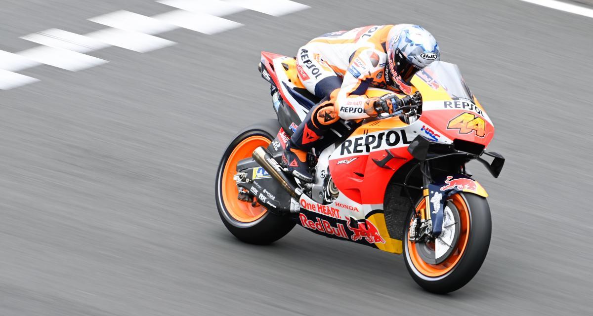 GP de France de MotoGP : les résultats des Warm Up