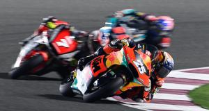 GP de France de Moto2 : le classement final de la course