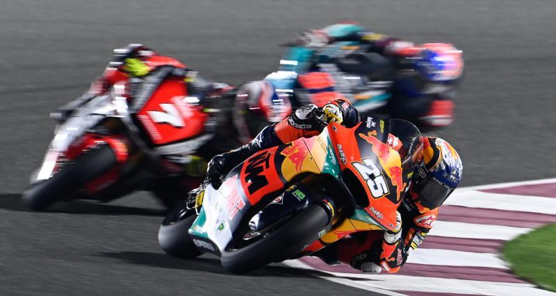 GP de France de Moto2 : le classement final de la course
