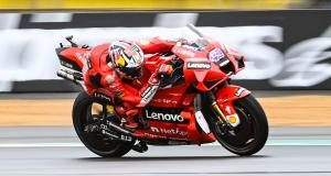 GP de France de MotoGP : le classement final de la course