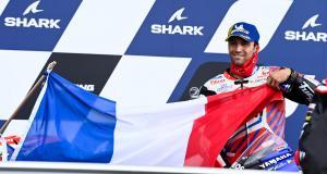 GP de France de MotoGP : la réaction et la célébration de Zarco après la course en vidéo