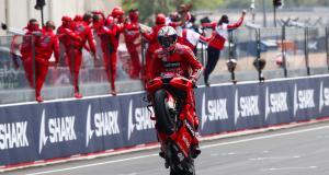 GP de France de MotoGP : la réaction de Jack Miller après sa victoire en vidéo