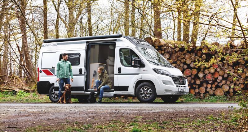 Camping-car LMC Innovan : 3 fourgons aménagés 100% Van Life !