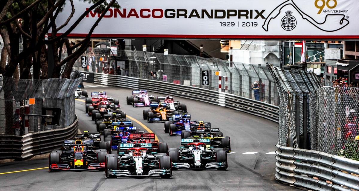 Grand Prix de Monaco de F1 : horaires et programme TV