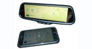 ABC Multimedia Systems présente un rétroviseur avec fonction MirrorLink pour Smartphones