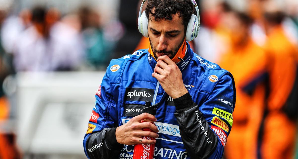 F1 - Daniel Ricciardo : carpool karaoke en solo pour le pilote McLaren