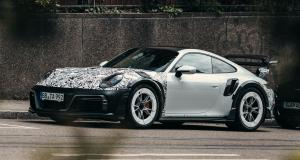 Porsche 911 GTstreet R (2021) : la nouvelle bombe mécanique de Techart se prépare