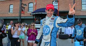 IndyCar : Simon Pagenaud au volant de la Corvette C8 Stingray