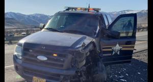 VIDEO - Cet officier n'a pas hésité à prendre tous les risques pour stopper un chauffard en contresens