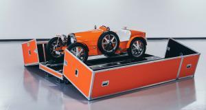 Bugatti Baby II : retour en enfance pour les premiers clients livrés !