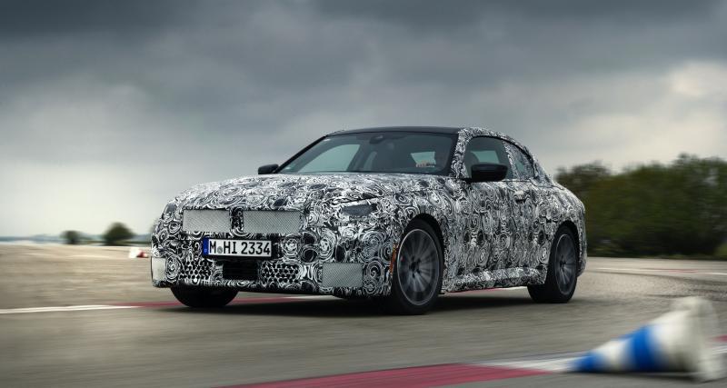 BMW Série 2 Coupé (2021) : un style inédit et une M240i en vue !