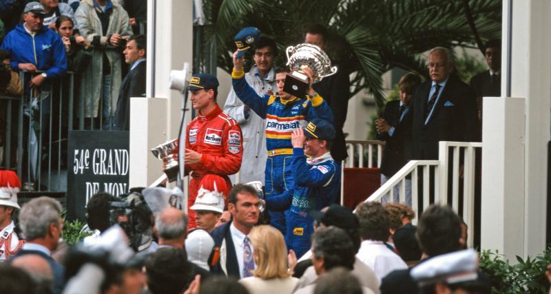 Il y a 25 ans… l'unique victoire d'Olivier Panis en F1
