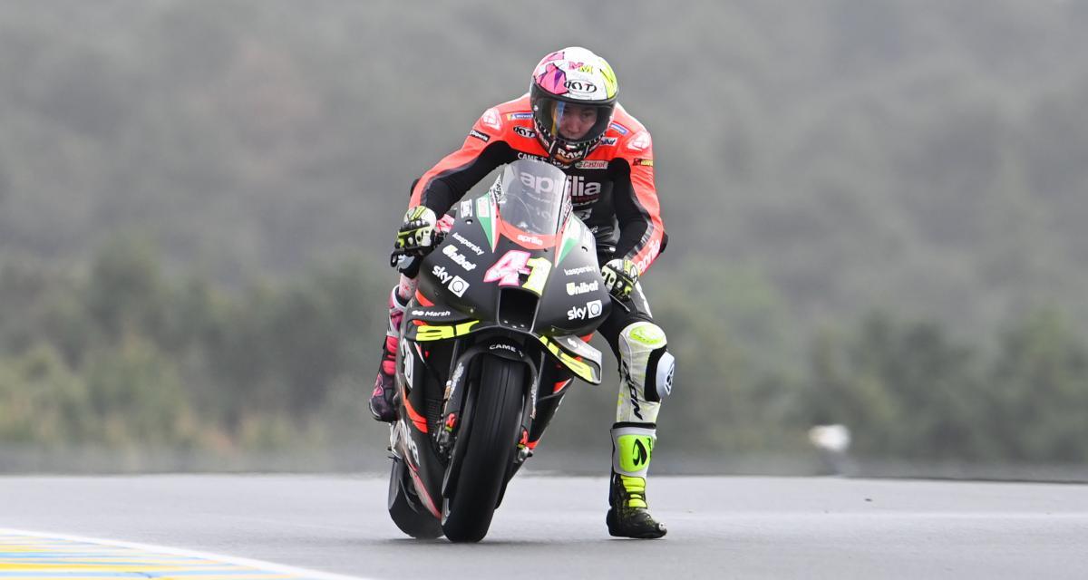 MotoGP : Aleix Espargaro rassure ses fans après son opération