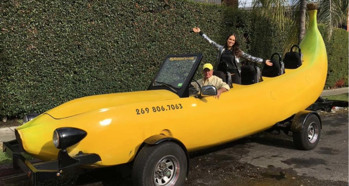 Le saviez-vous : il existe un record du monde de la plus longue voiture… banane !