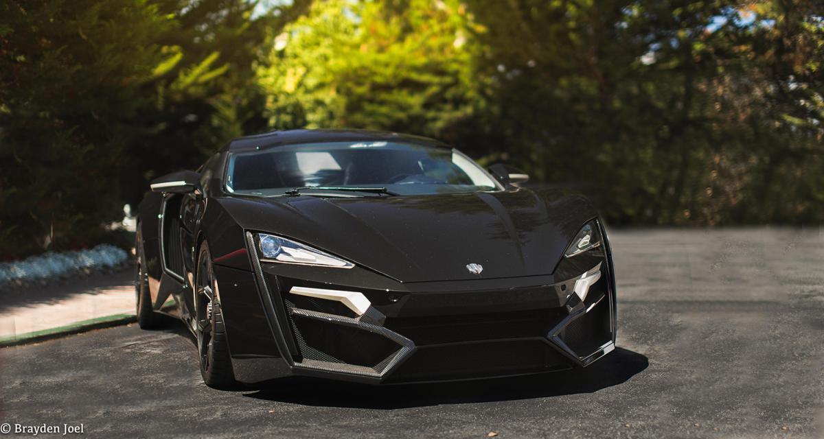 Une célèbre voiture de Fast and Furious 7 vendue aux enchères