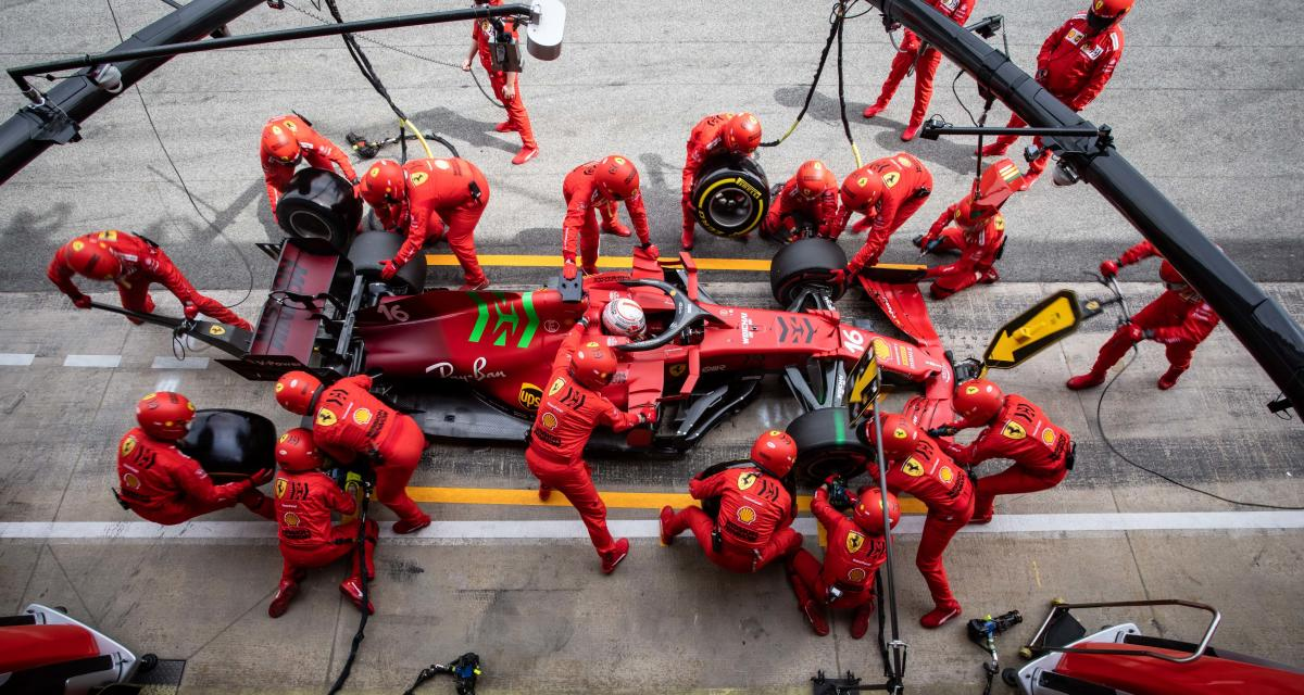 F1 - Scuderia Ferrari : que doit faire Charles Leclerc avant de monter dans sa SF21 ?